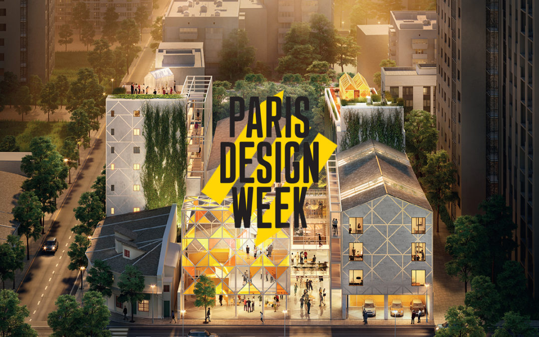 PARIS DESIGN WEEK c'est reparti !