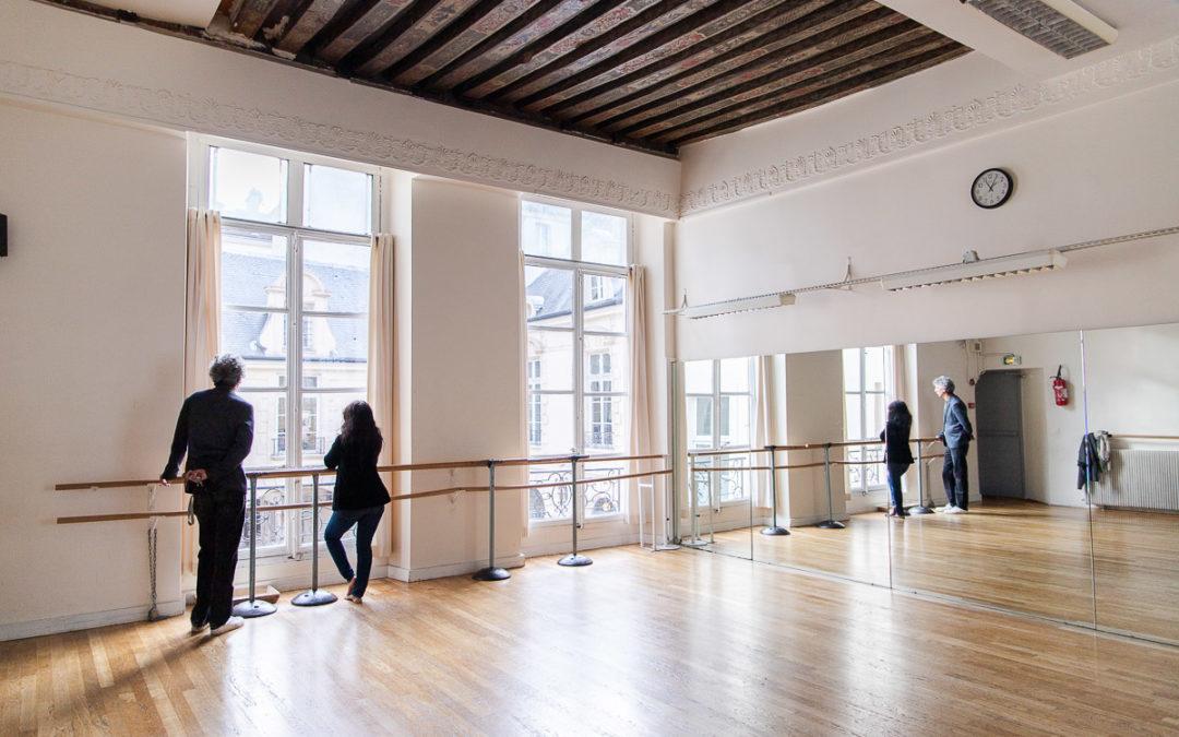 Le centre de danse du Marais redonne du rythme aux cours en ligne