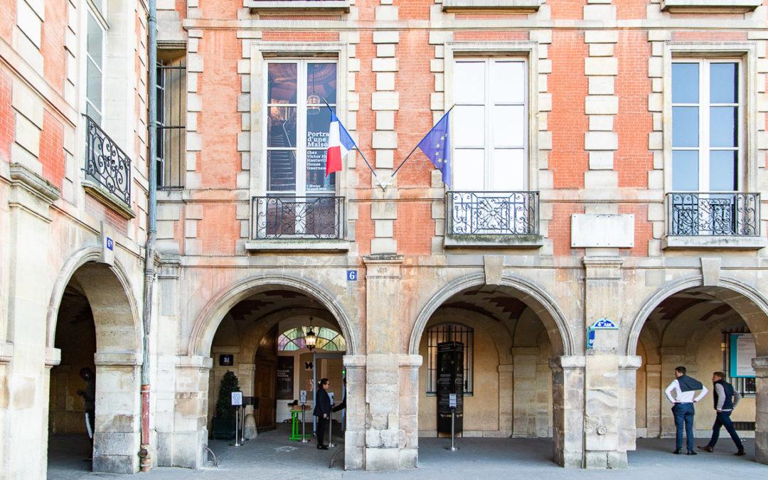 La Maison de Victor Hugo retrouve le sens de la visite!