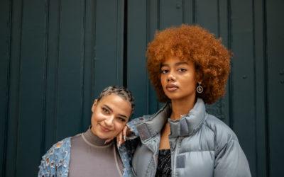 Le look de Séréna et Luna