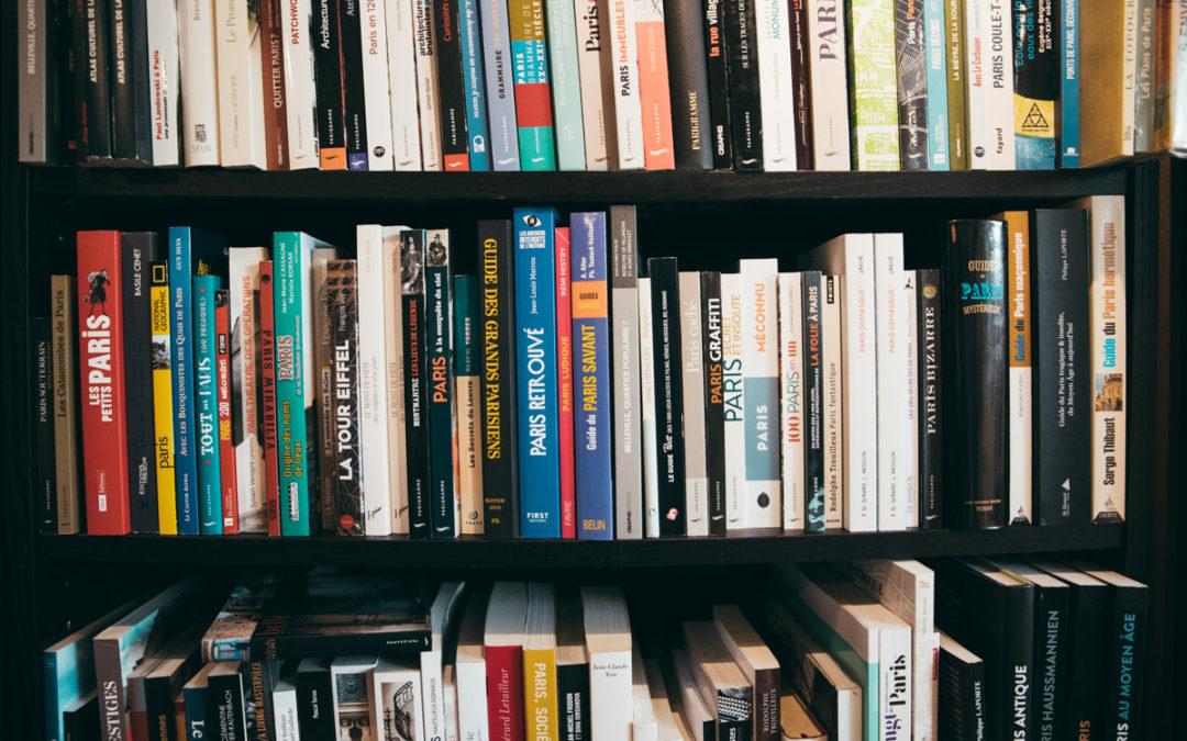 La librairie des amoureux de Paris