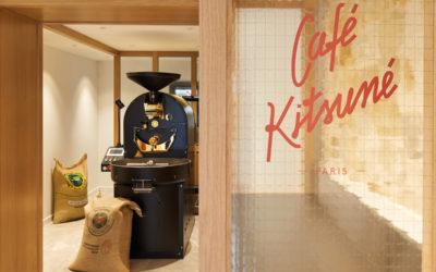"""Chez Café Kitsuné Vertbois, on torréfie """"maison"""""""