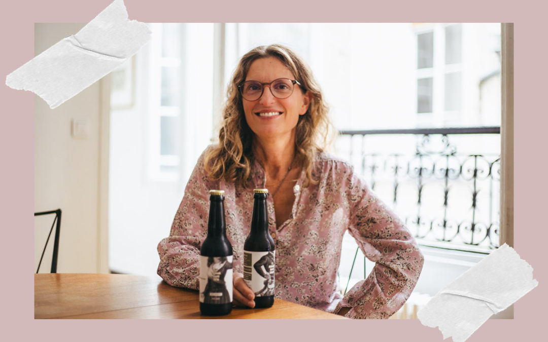 Sur l'île Saint-Louis, la première gorgée de bière