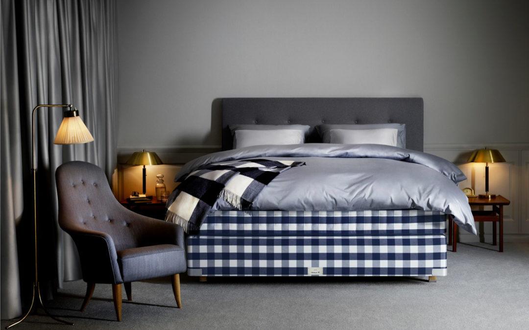 Hästens, la «rollsdu lit» dans le Marais