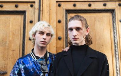 Le look de Léo et Kilian