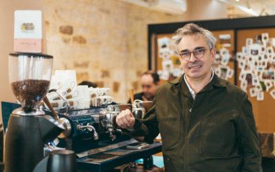"""Les """"Terres de café"""" de Christophe Servell (vidéo)"""