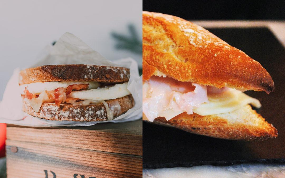 TOP 5 des sandwich, quand la street food se met à table