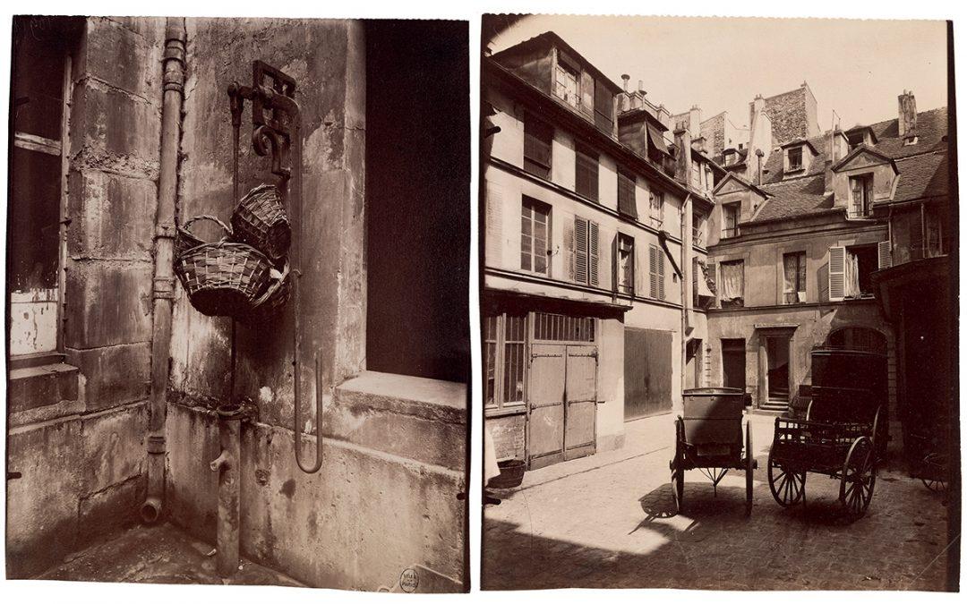 """Expo Eugene Atget, le """"grand-père de la photographie"""""""