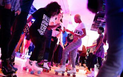 Rollerdance party au carreau du temple (14 juillet)