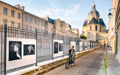 Expo : le roman-photos de la chanson française
