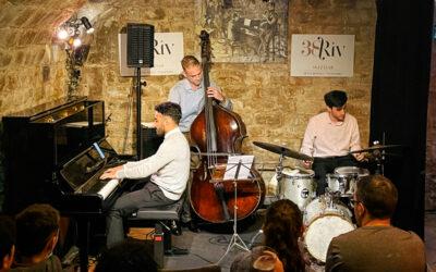 Jazz : ça swingue au « 38 Riv »